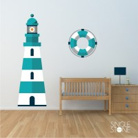 Lighthouse - Wall Decals - Wall Decals | Wall Stickers ...