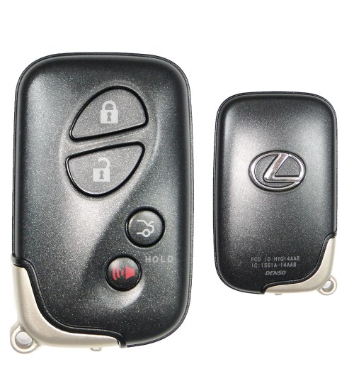 small resolution of 2006 lexus gs300 smart keyless entry remote 89904 30270 8990430270