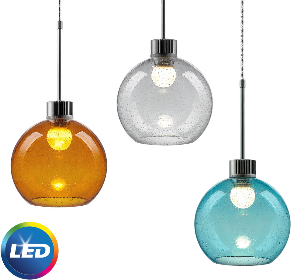 Bruck Bobo Modern Led Mini Hanging Light  Bruboboiiiled