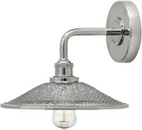 Hinkley 4360PN Rigby Polished Nickel Wall Sconce Lighting ...