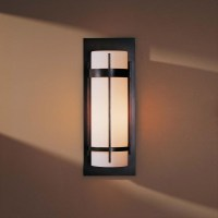 Hubbardton Forge 305894 Banded LED Outdoor Lighting Wall