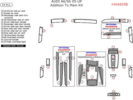 2006 Audi A6 Fuse Diagram 2006 GMC Sierra Fuse Diagram