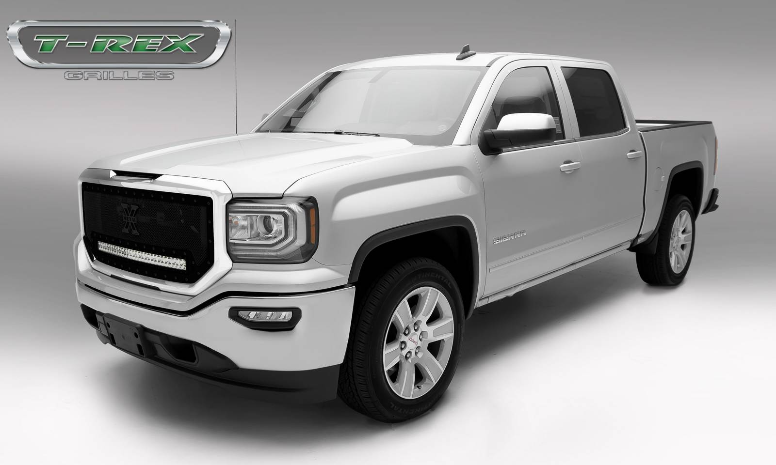 hight resolution of 2016 2018 gmc sierra 1500 torch stealth main grille insert