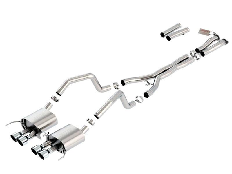 C7 Corvette Stingray 2014-2015 Cat-Back™ Exhaust S-Type 12669