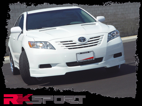 RKSport Toyota Camry Ground Effects Package 2007 2009 33012000