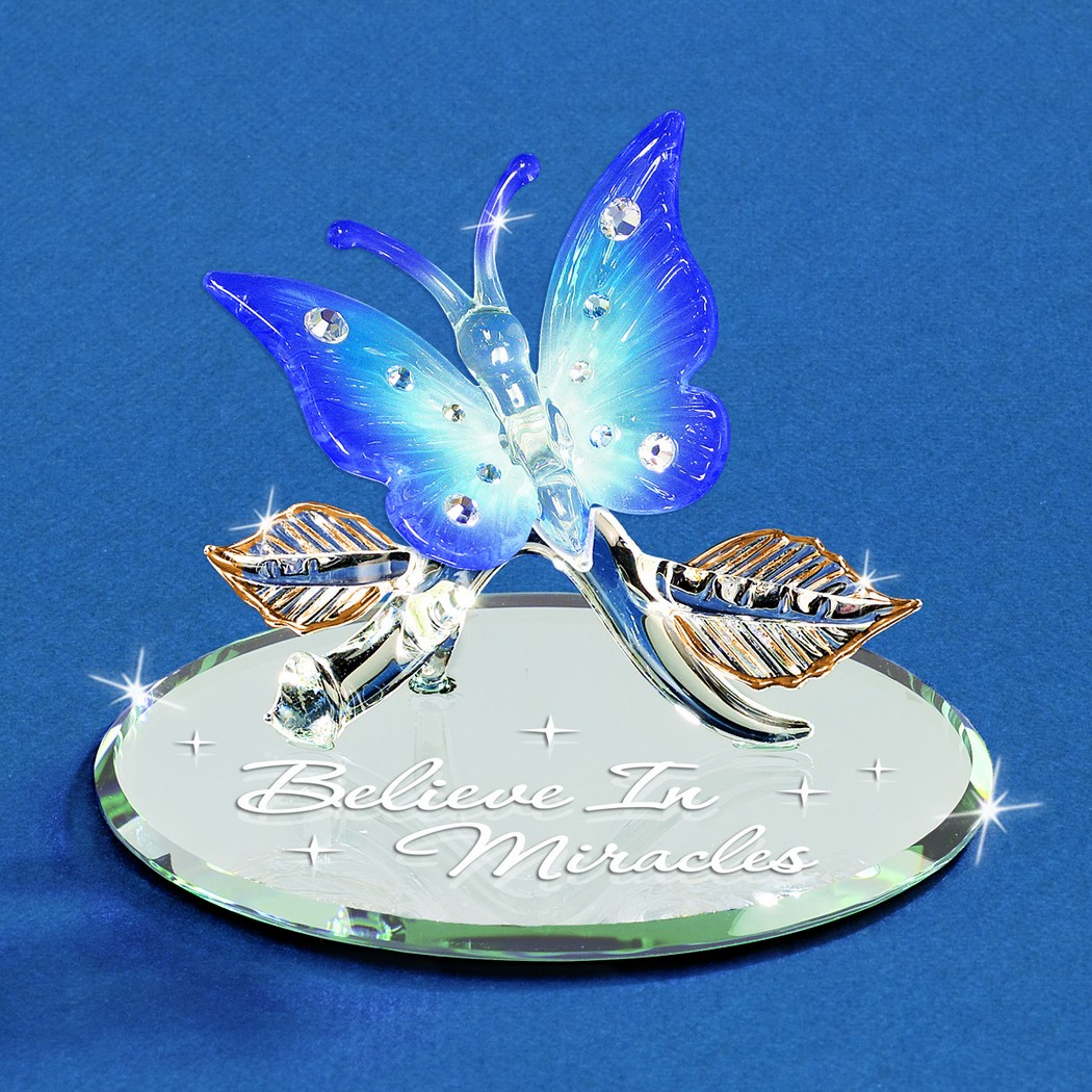 Glass Miracles Butterfly Butterfly Gifts
