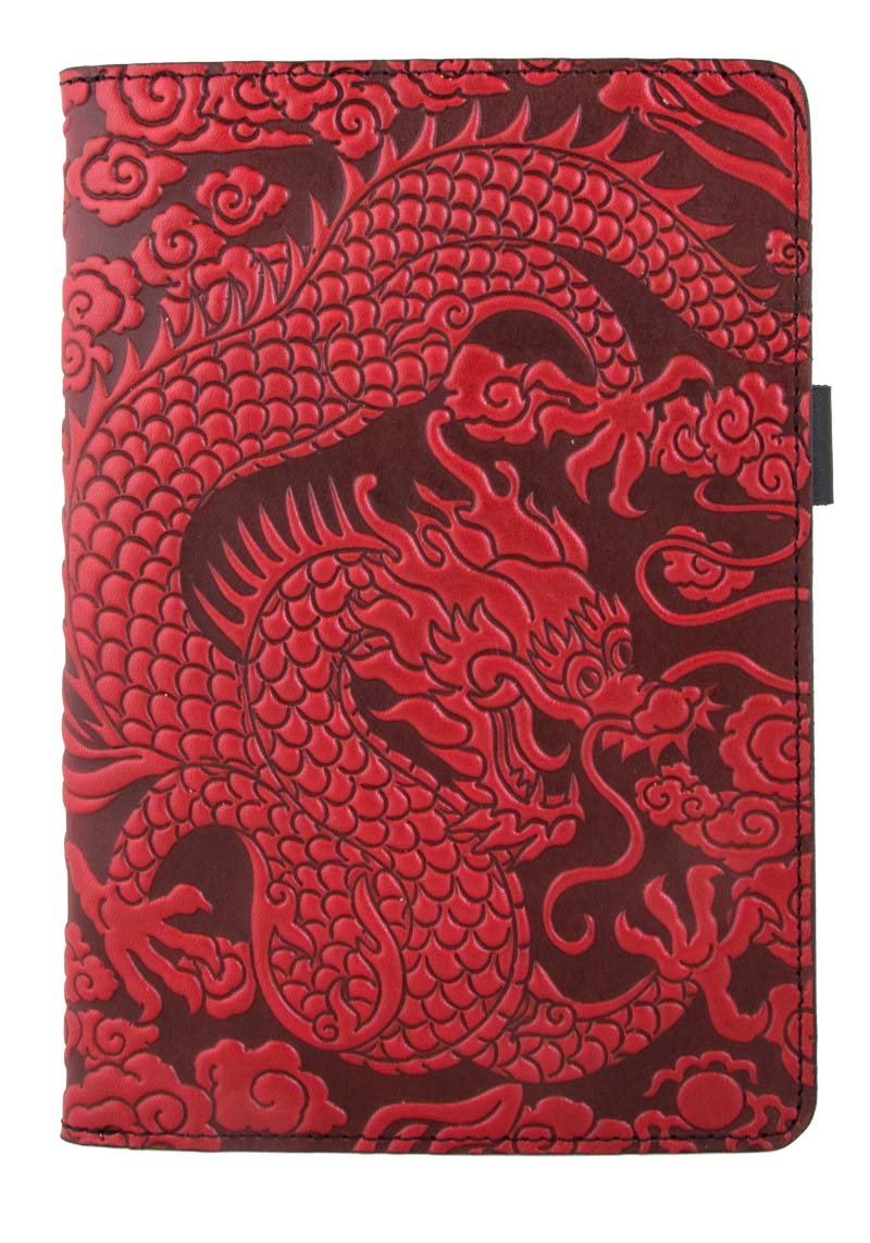 Cloud Dragon Notebook Portfolio Leather Gifts