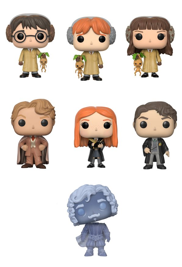 Harry Potter Funko PoP Set 5 Movie Gifts Amp Collectibles