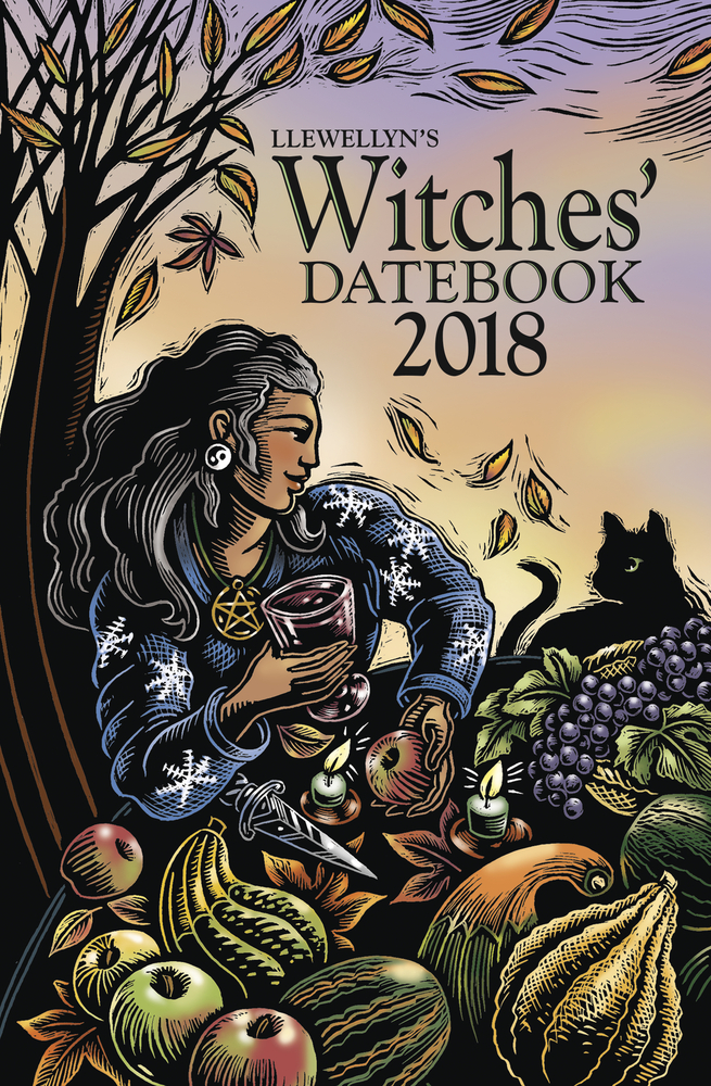 Llewellyns 2018 Witches Datebook Witch Gifts
