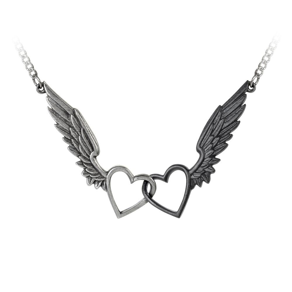 Passio: The Wings of Love Necklace: Alchemy Jewelry