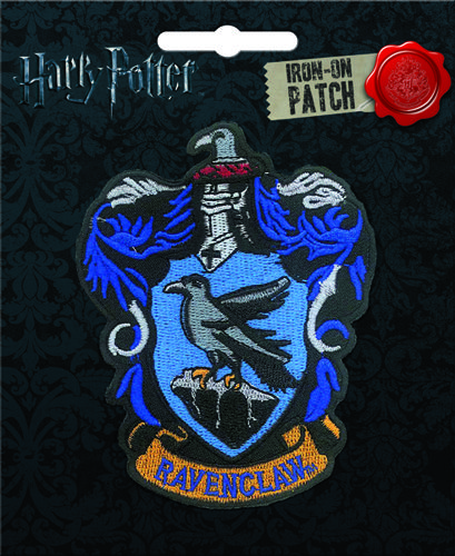 Ravenclaw Crest Patch Harry Potter Gifts Amp Collectibles