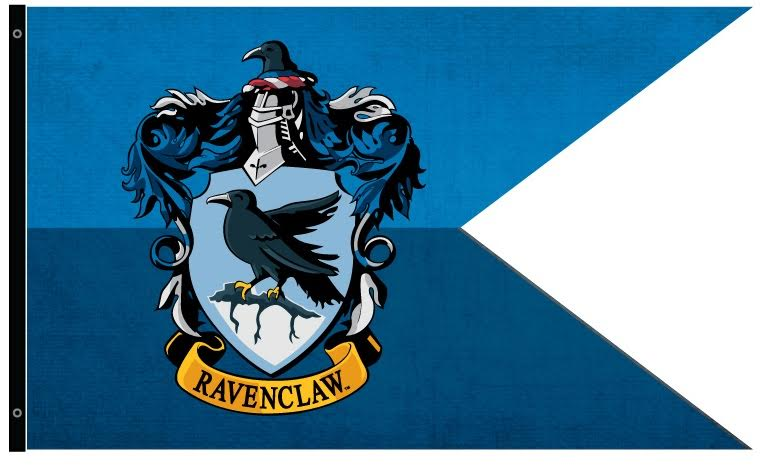Ravenclaw Outdoor Flag Harry Potter Gifts Amp Collectibles