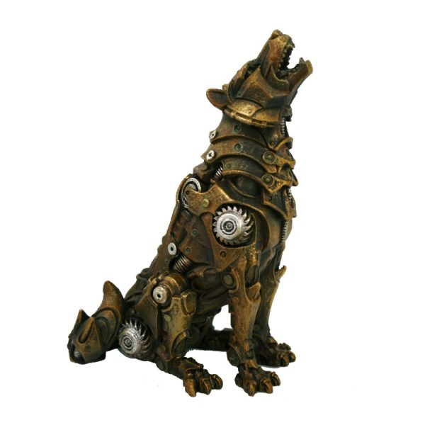 Steampunk Wolf & Collectibles
