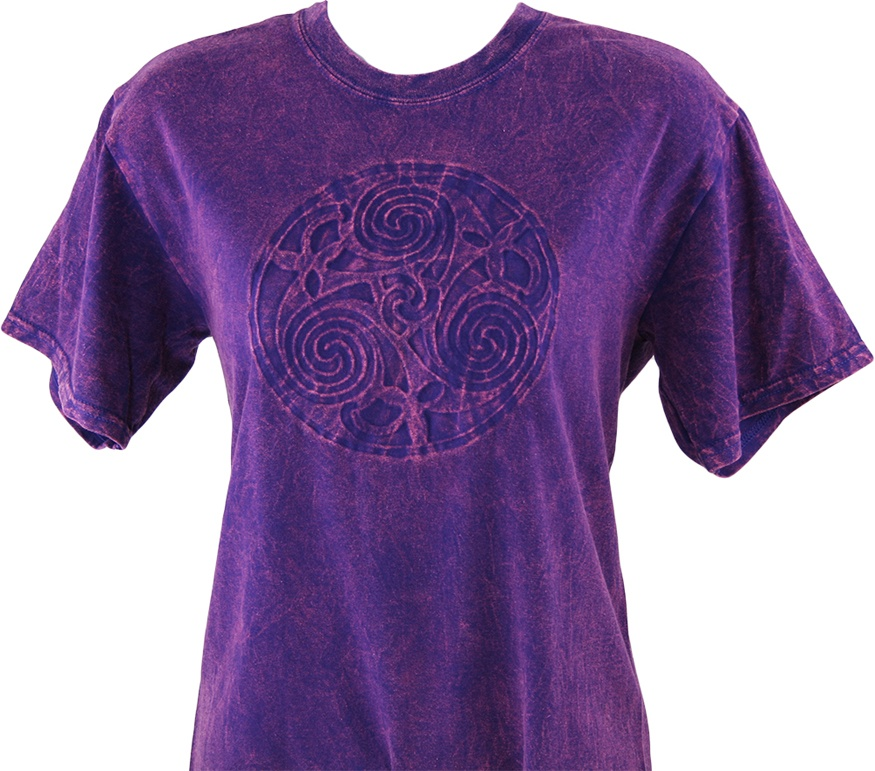 Tricycle Embossed T Shirt Celtic Gifts Amp Collectibles