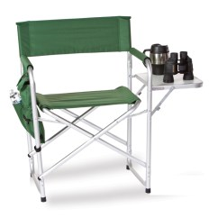 Sport Folding Chairs Bedroom Chair Natural Directors With Table Personalized Camping Item