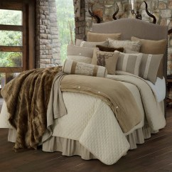 French Country Accent Chair Rush Repair Fairfield 4 Piece Coverlet Set, Hiend Accents, Luxury Bedding - Collection