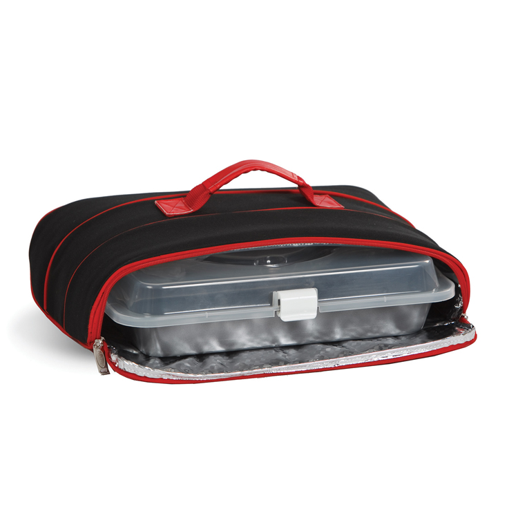 Insulated Casserole Carrier Food Carrier Picnic Plus