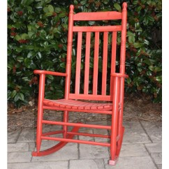Unfinished Rocking Chair Invacare Clinical Recliner Geri Outdoor Chairs, Large, Wooden Chair, Made In The Usa - Chairs