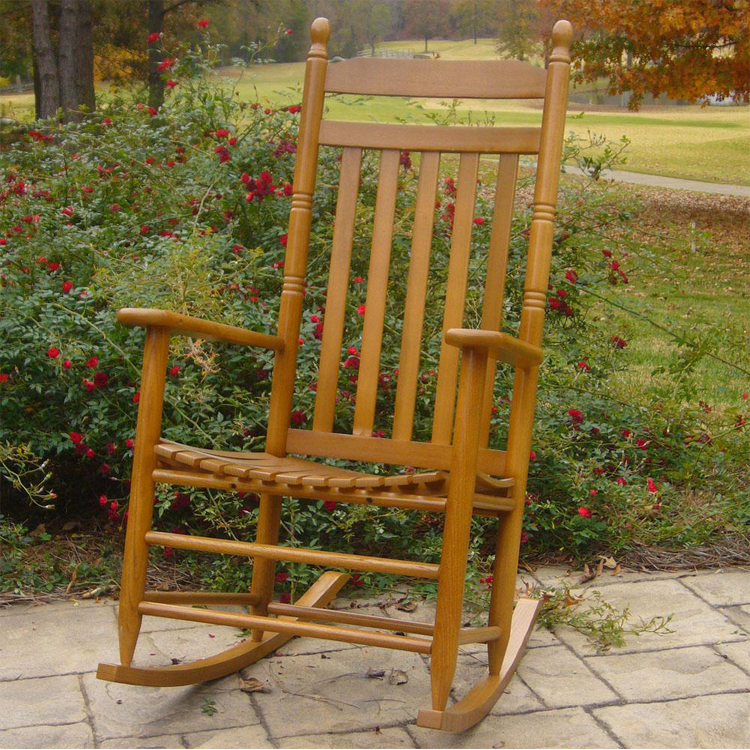 unfinished rocking chair childrens desk and outdoor chairs, large, wooden chair, made in the usa - chairs