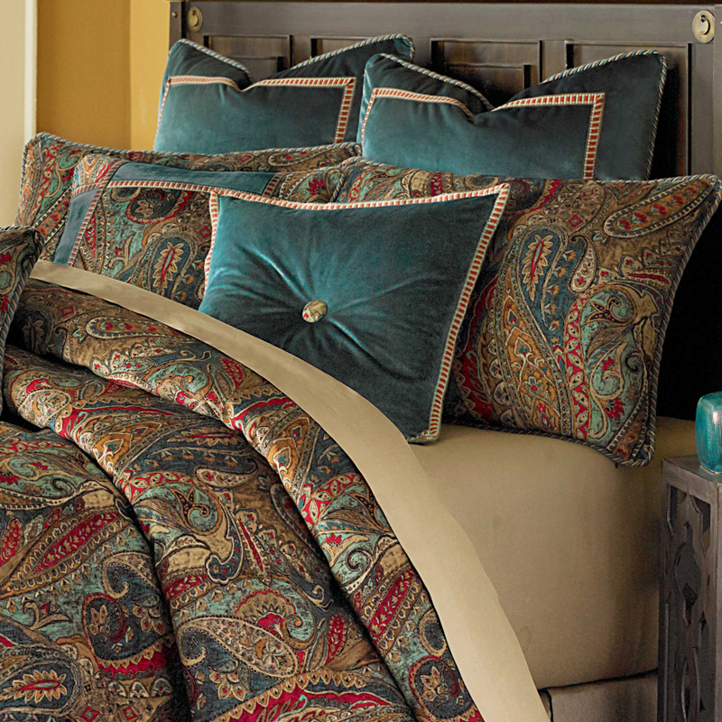 Michael Amini Seville Luxury Comforter Set King And Queen