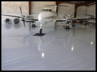 Large Commercial Epoxy Floor Coatings System | Garage ...