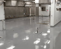 Commercial Kitchen & Correction Facility Epoxy Flooring ...