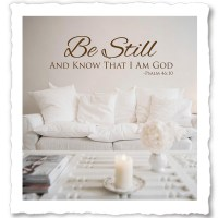 Religious Wall Quotes, Christian Vinyl Wall Quotes, Wall ...