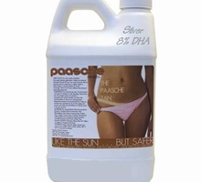 Paasche 64 Ounces Leisure Tan Tanning Solution W/ 8% DHA