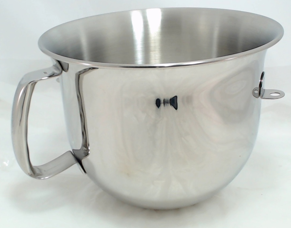 kitchen aid bowls cabinet alternatives w10177650 kitchenaid stand mixer stainless steel bowl 6 qt ap5589646 ps3507721