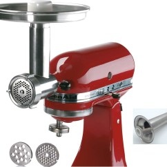 Kitchen Aid Meat Grinder Attachment Lowes Ceiling Lights J476 250 S Food And Sausage Stuffer For