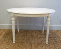 French Cottage Dining Table in Two Sizes for Sale ...