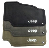 Jeep Grand Cherokee Carpet Floor Mats - Mopar #WJFloorMats