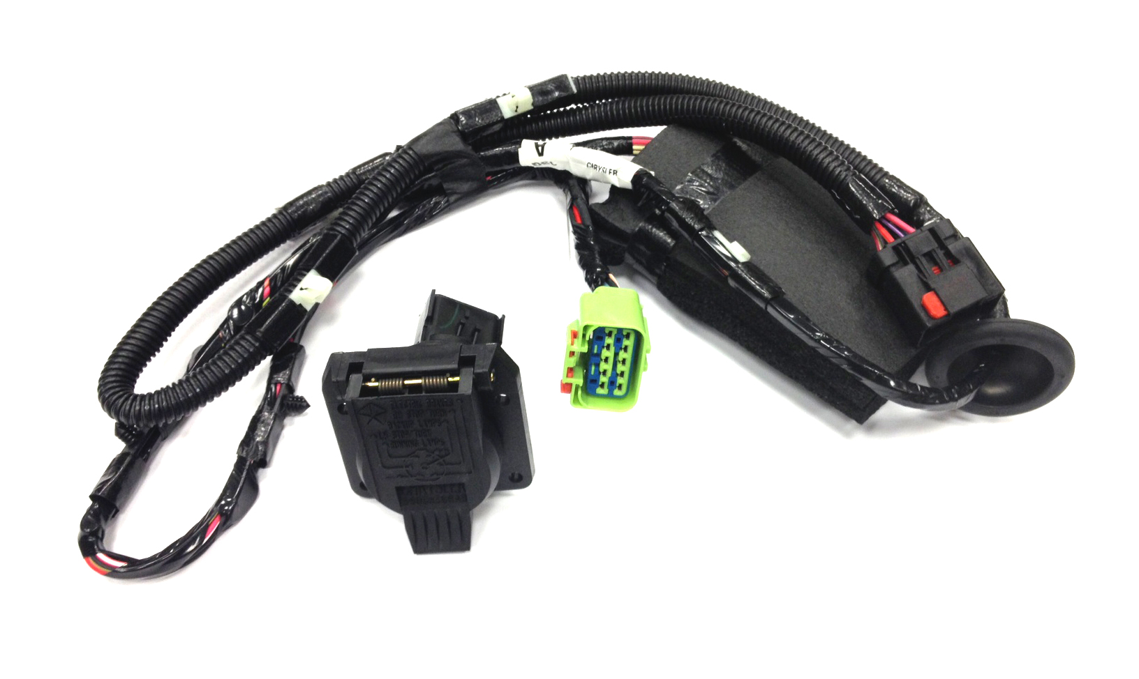 wiring harness for car trailer