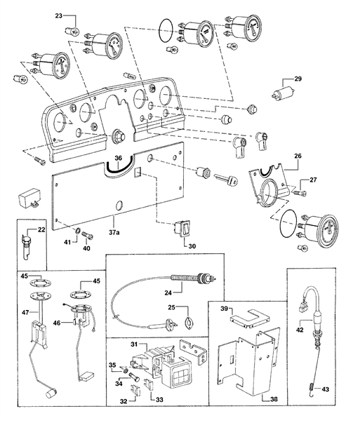 wiring diagram for mahindra tractor