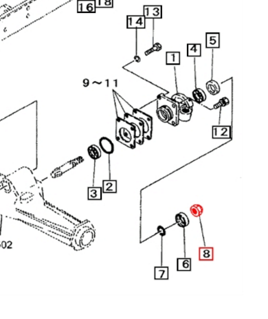 Volvo S40 Engine Diagram Belt Volvo Belt Cross Reference