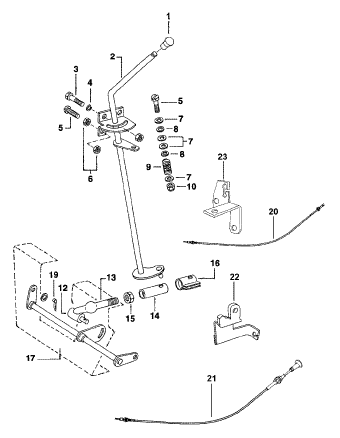 FUEL SYSTEM PARTS FOR E-350 MAHINDRA TRACTOR