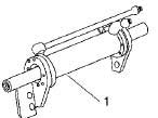 STEERING & FRONT AXLE PARTS FOR 5500 2-WHEEL MAHINDRA TRACTOR