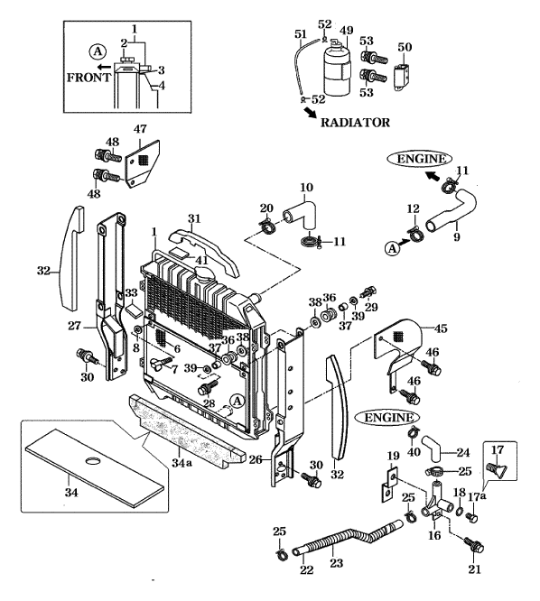 Ford 4000 Tractor Wiring Diagram Likewise 4600 Ford 4600