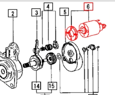 ELECTRICAL PARTS FOR MAX 26 XL MAHINDRA TRACTOR