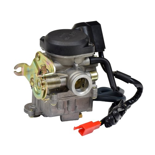 small resolution of 50cc 139qmb scooter atv and dirt bike carburetor with electric choke 50cc scooter carburetor diagram wiring