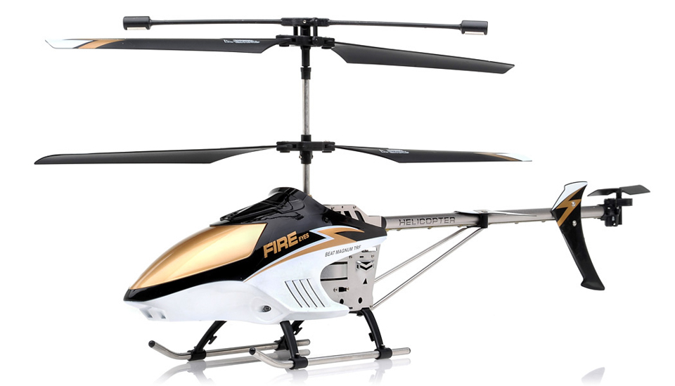 Hokage 3.5 Channel helicopter RTF with Gyro + LED