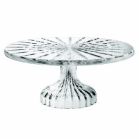 Marquis Bezel Footed Cake Plate by Waterford