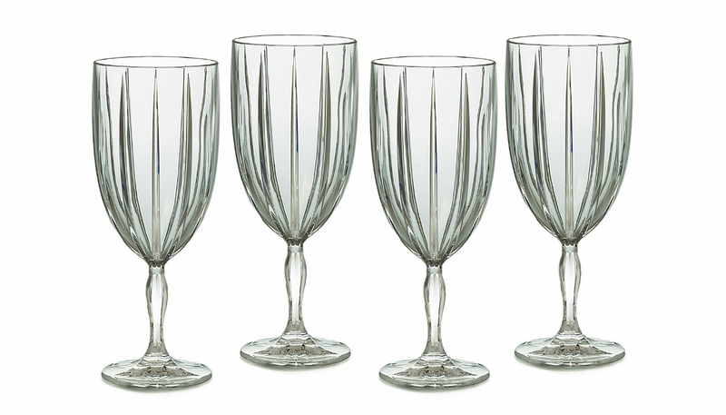 Marquis Omega Iced Beverage Glass Set of 4 by Waterford