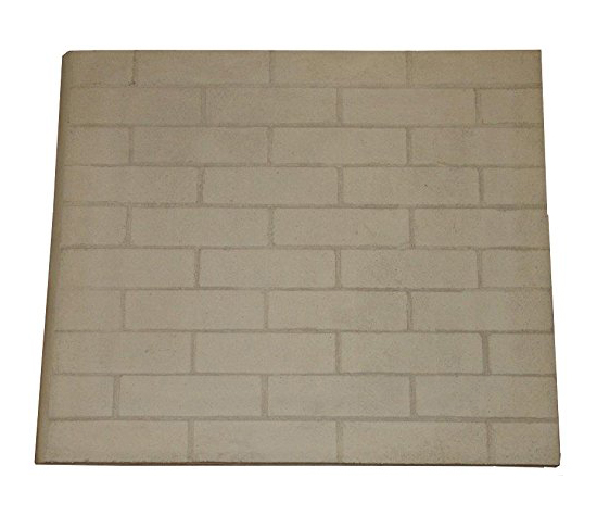 Hargrove Replacement Fireplace Refractory Panels