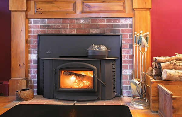 Napoleon EPA Wood Burning Fireplace Insert