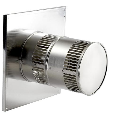 Napoleon Round Vent Pipe Wall Terminal - GD822R