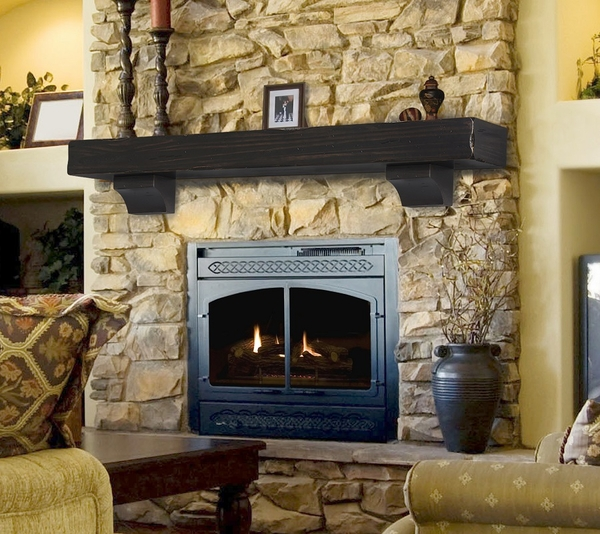 Best Stain For Fireplace Mantel Pearl Mantels 412 Shenandoah Fireplace Mantel Shelf