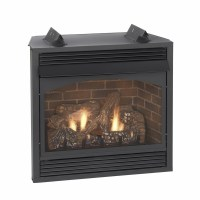 Empire Vail Premium Vent-Free Natural Gas Fireplace with ...