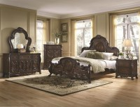Antique Bedroom Set | Cherry Bedroom Sets | Shop Factory ...