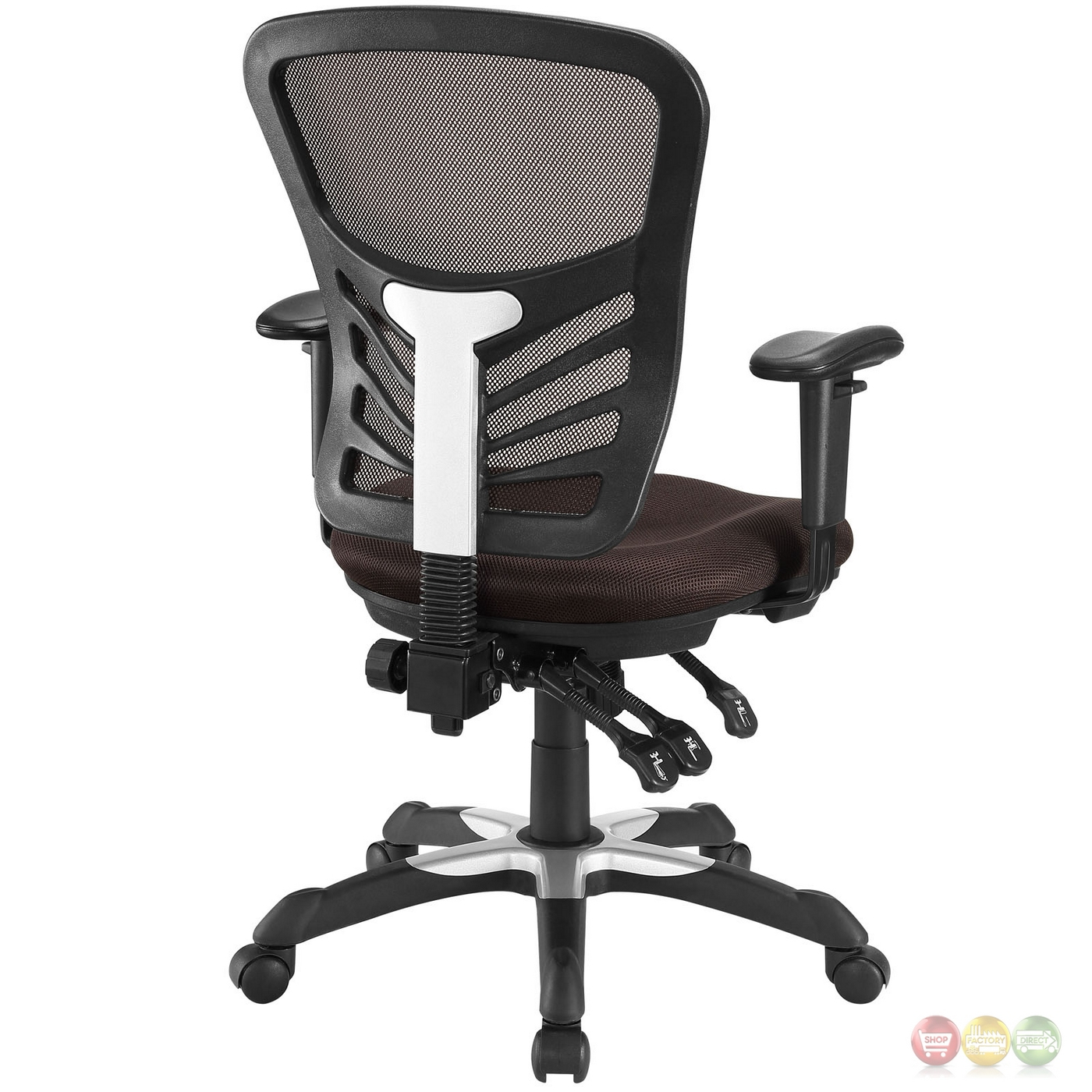 Ergonomic Mesh Chair Articulate Modern Adjustable Ergonomic Mesh Office Chair